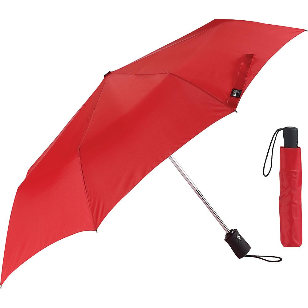 Lewis N. Clark Umbrella Red Lewis N. Clark Umbrellas and Rain Gear