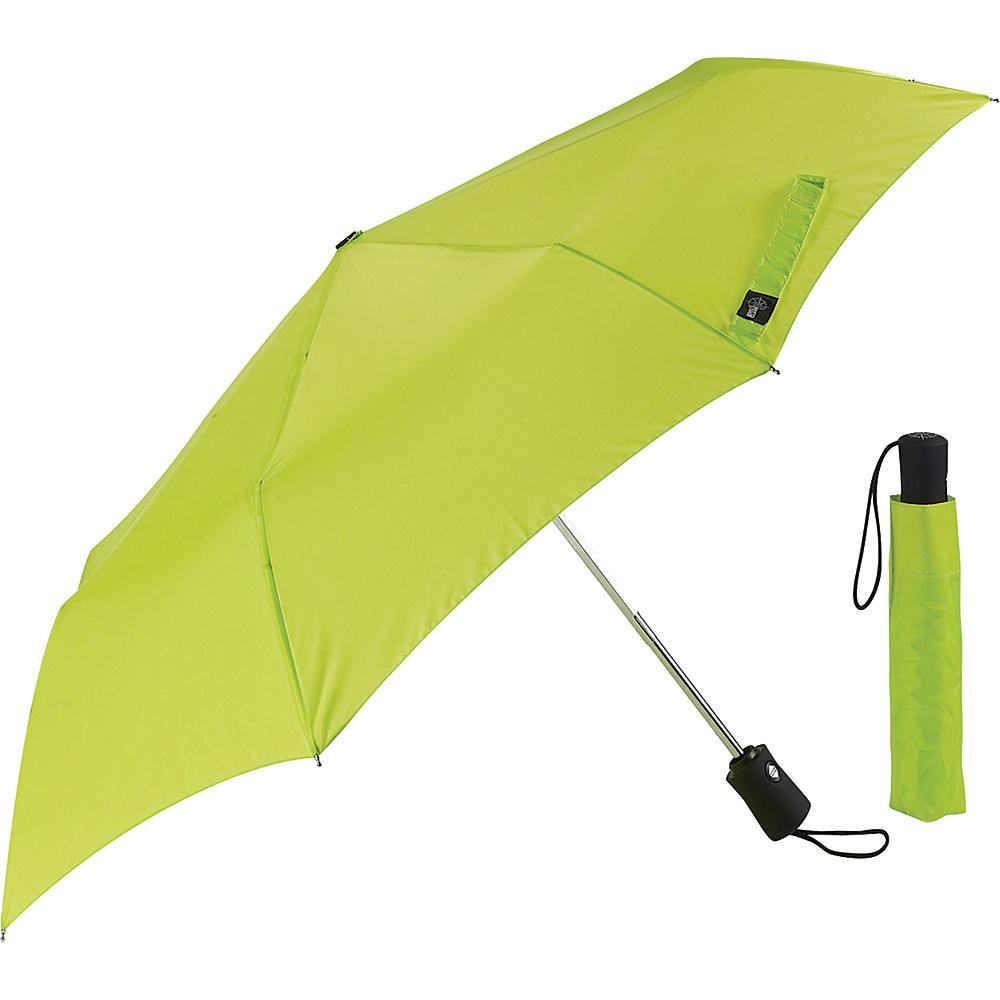 Lewis N. Clark Umbrella Green Lewis N. Clark Umbrellas and Rain Gear