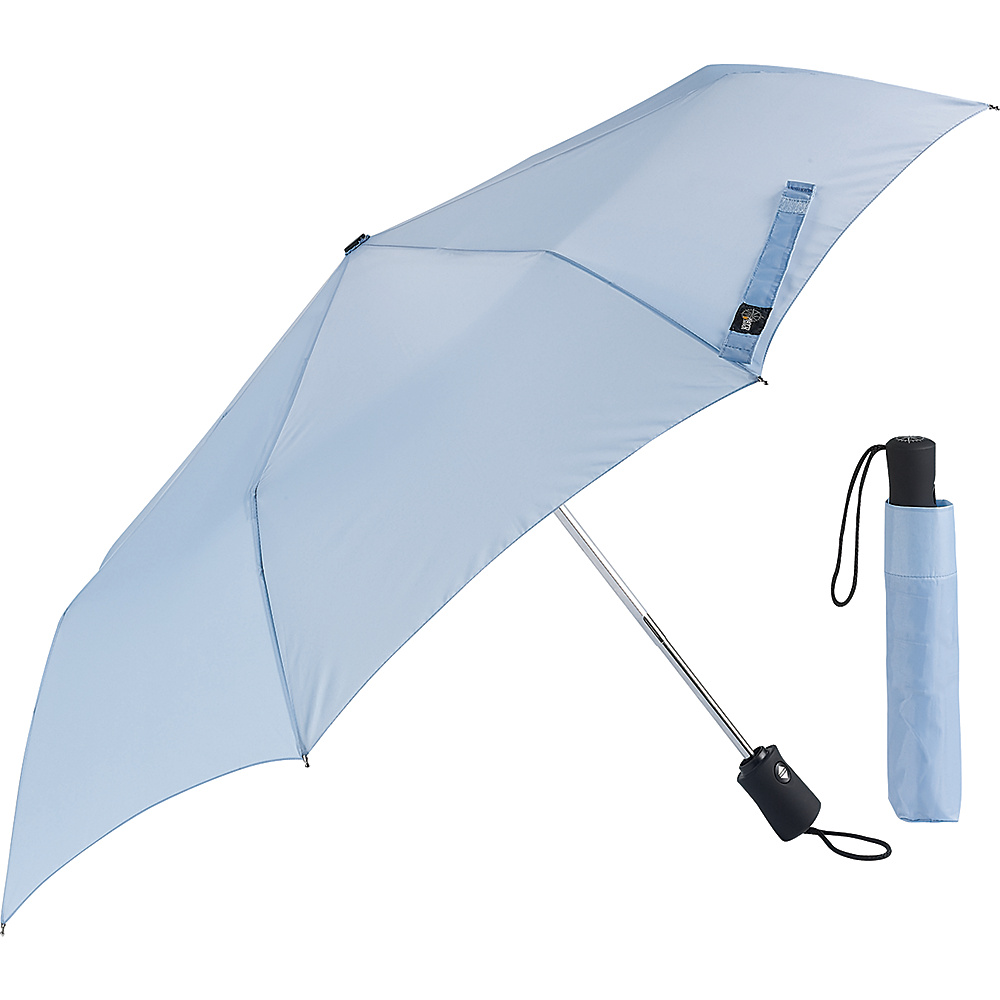 Lewis N. Clark Umbrella Blue Lewis N. Clark Umbrellas and Rain Gear