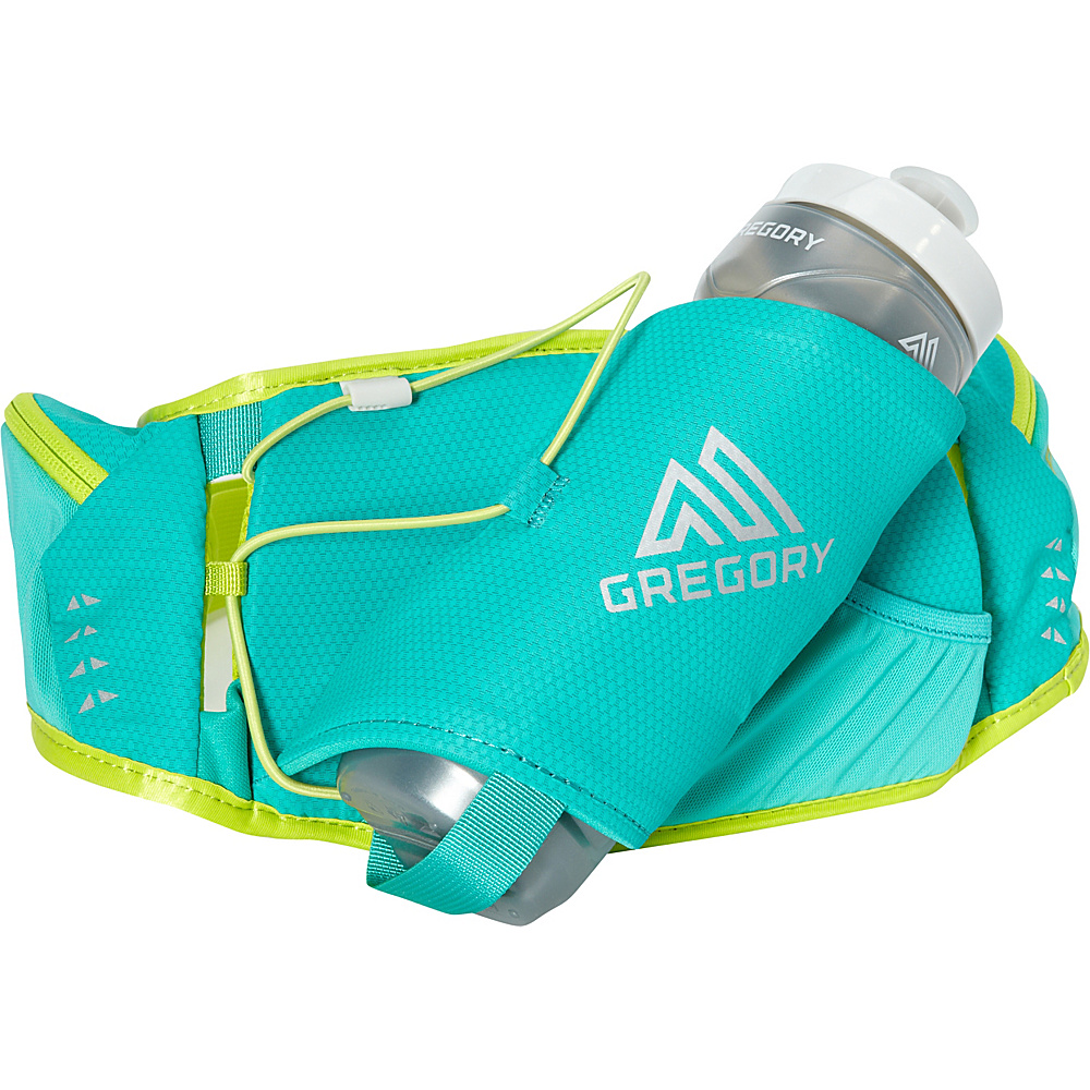 Gregory Pace D 1.5 Lumbar Pack Aero Turquoise Gregory Hydration Packs and Bottles
