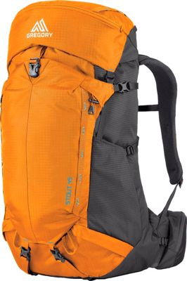 Gregory Stout 45 Large Pack Maple Orange - Gregory Travel Backpacks