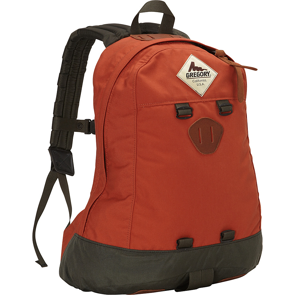 Gregory Kletter Day Backpack Rust Gregory Everyday Backpacks