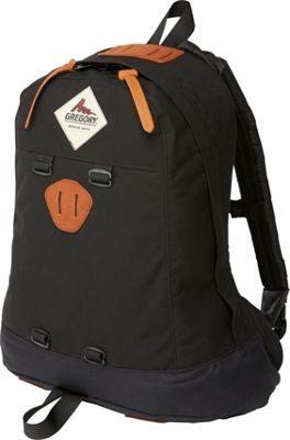 Gregory Kletter Day Backpack Trad Black - Gregory Everyday Backpacks