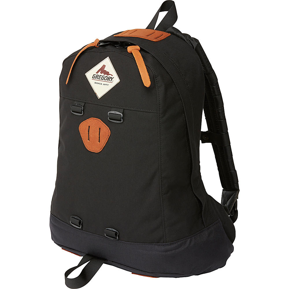 Gregory Kletter Day Backpack Trad Black Gregory Everyday Backpacks