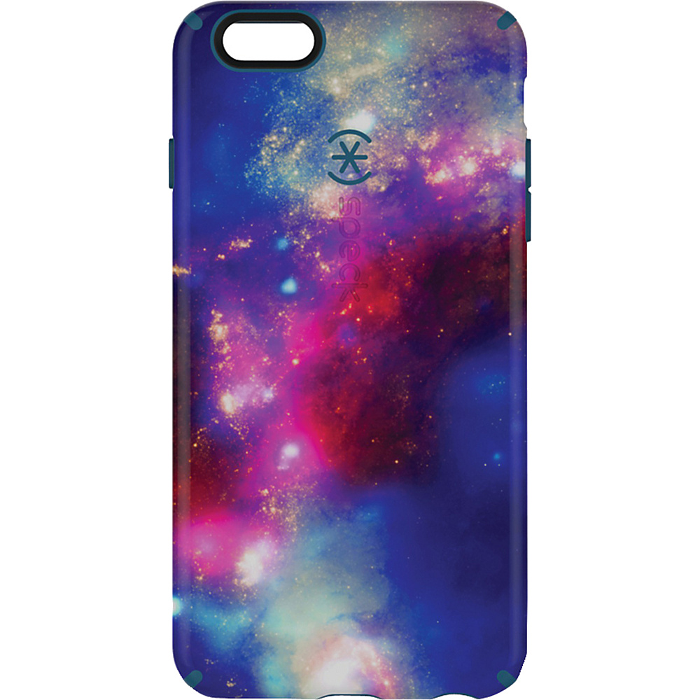 "Speck iPhone 6/6s Plus 5.5"" Candyshell Inked Case Supernova Red/Tahoe Blue - Speck Personal Electronic Cases"