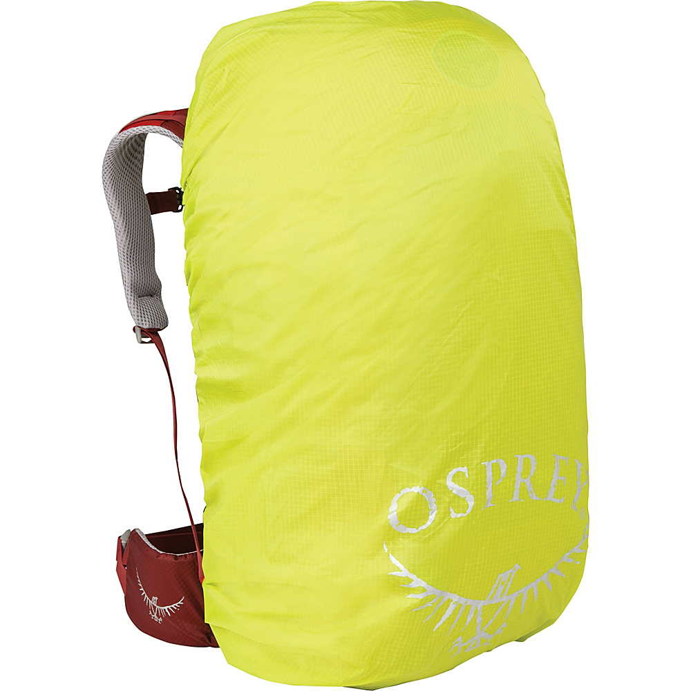 Osprey Hi-Vis Raincover Electric Lime – XS - Osprey Day Hiking Backpacks - Outdoor, Day Hiking Backpacks