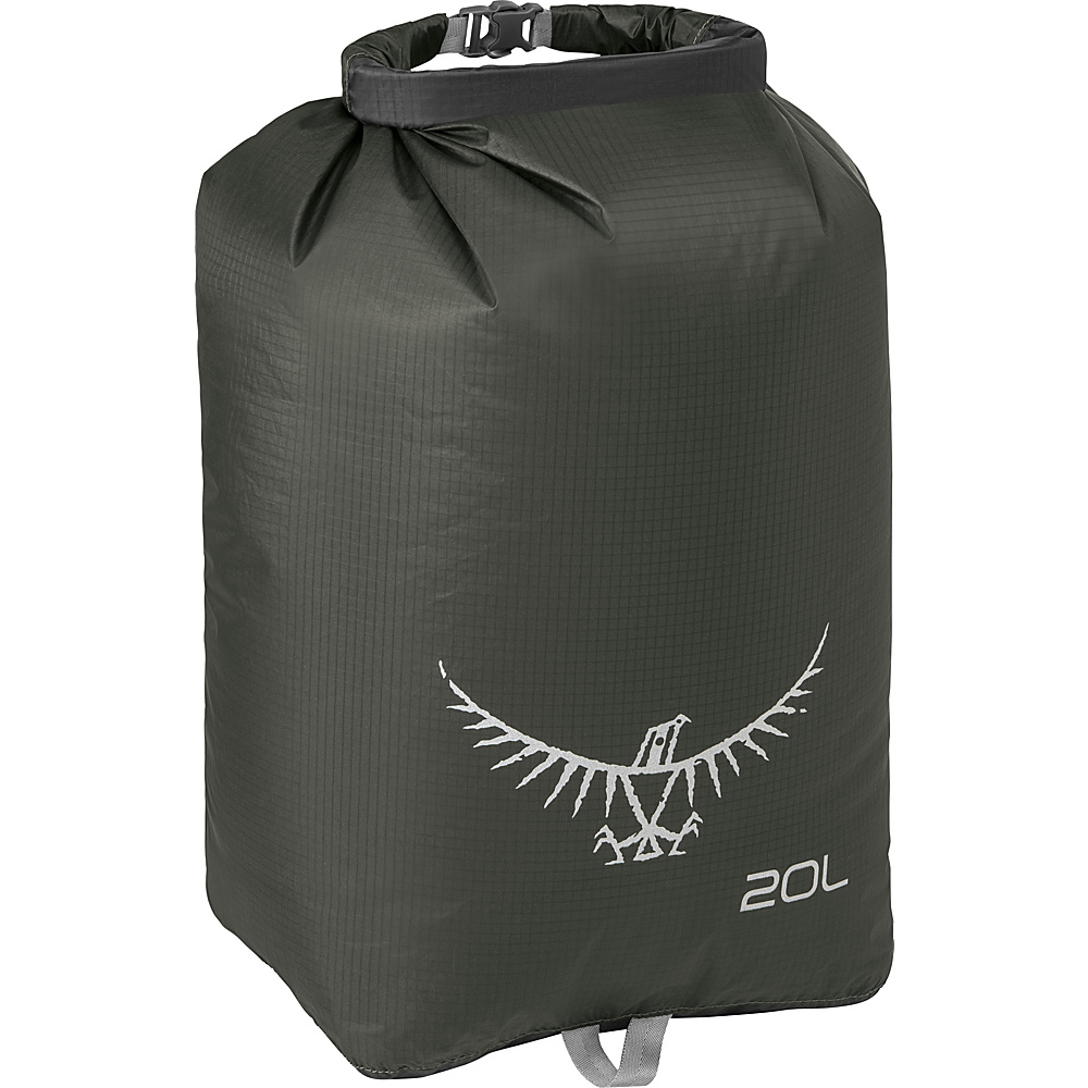 Osprey Ultralight Dry Sack Shadow Grey – 20L - Osprey Outdoor Accessories - Outdoor, Outdoor Accessories