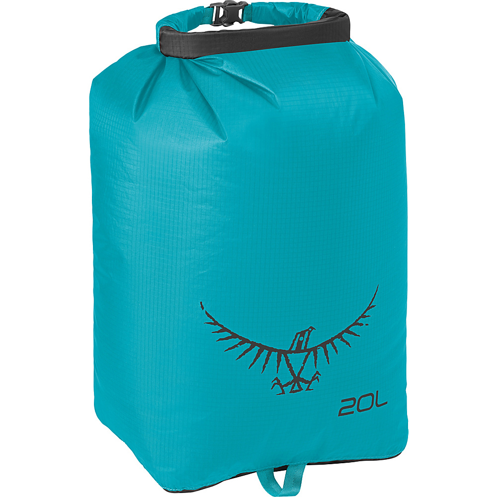 Osprey Ultralight Dry Sack Tropic Teal – 20L - Osprey Outdoor Accessories - Outdoor, Outdoor Accessories