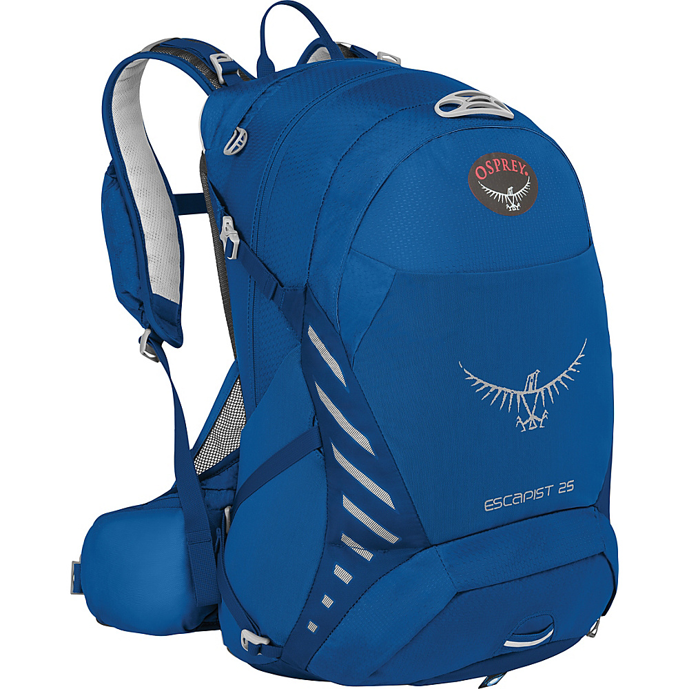 Osprey Escapist 25 Indigo Blue – S/M - Osprey Day Hiking Backpacks - Outdoor, Day Hiking Backpacks