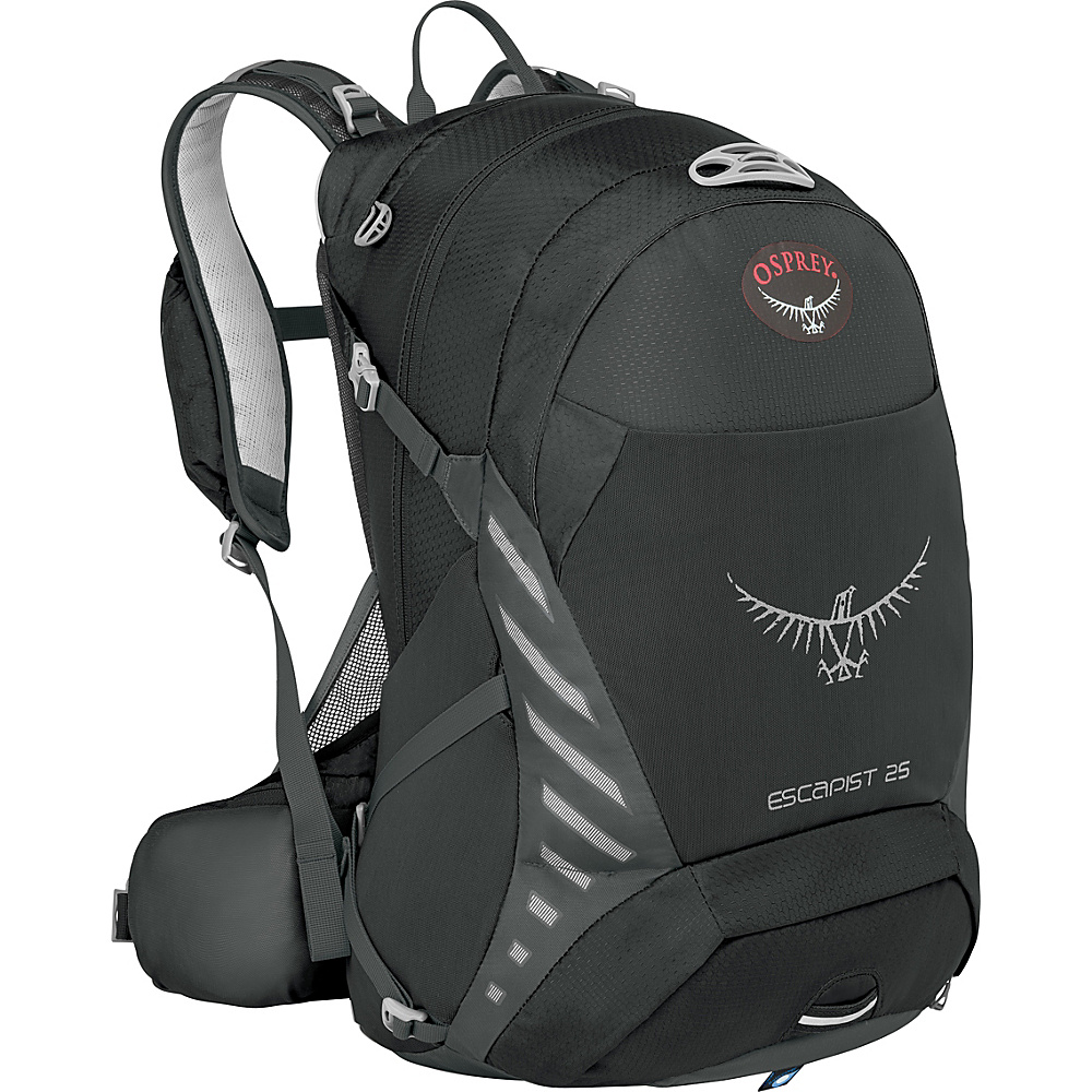 Osprey Escapist 25 Black S M Osprey Day Hiking Backpacks