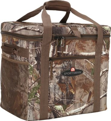 Igloo Realtree Ultra 36 Can Square Cooler RealTree Camo - Igloo Outdoor Coolers