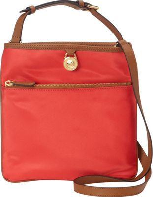 MICHAEL Michael Kors Kempton Large Pocket Crossbody Watermelon - MICHAEL Michael Kors Designer Handbags