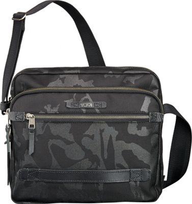 Tumi Dalston Clifton Crossbody Black Camo - Tumi Men's Bags