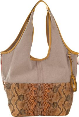 Sanctuary Handbags Surplus Bodybag Lemon Print - Sanctuary Handbags Designer Handbags