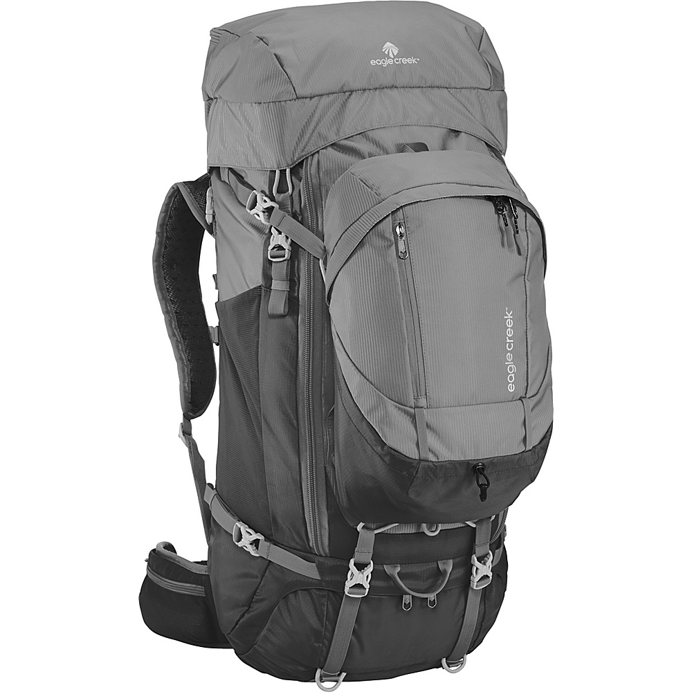Eagle Creek Deviate Travel Pack 85LW Graphite - Eagle Creek Backpacking Packs - Outdoor, Backpacking Packs