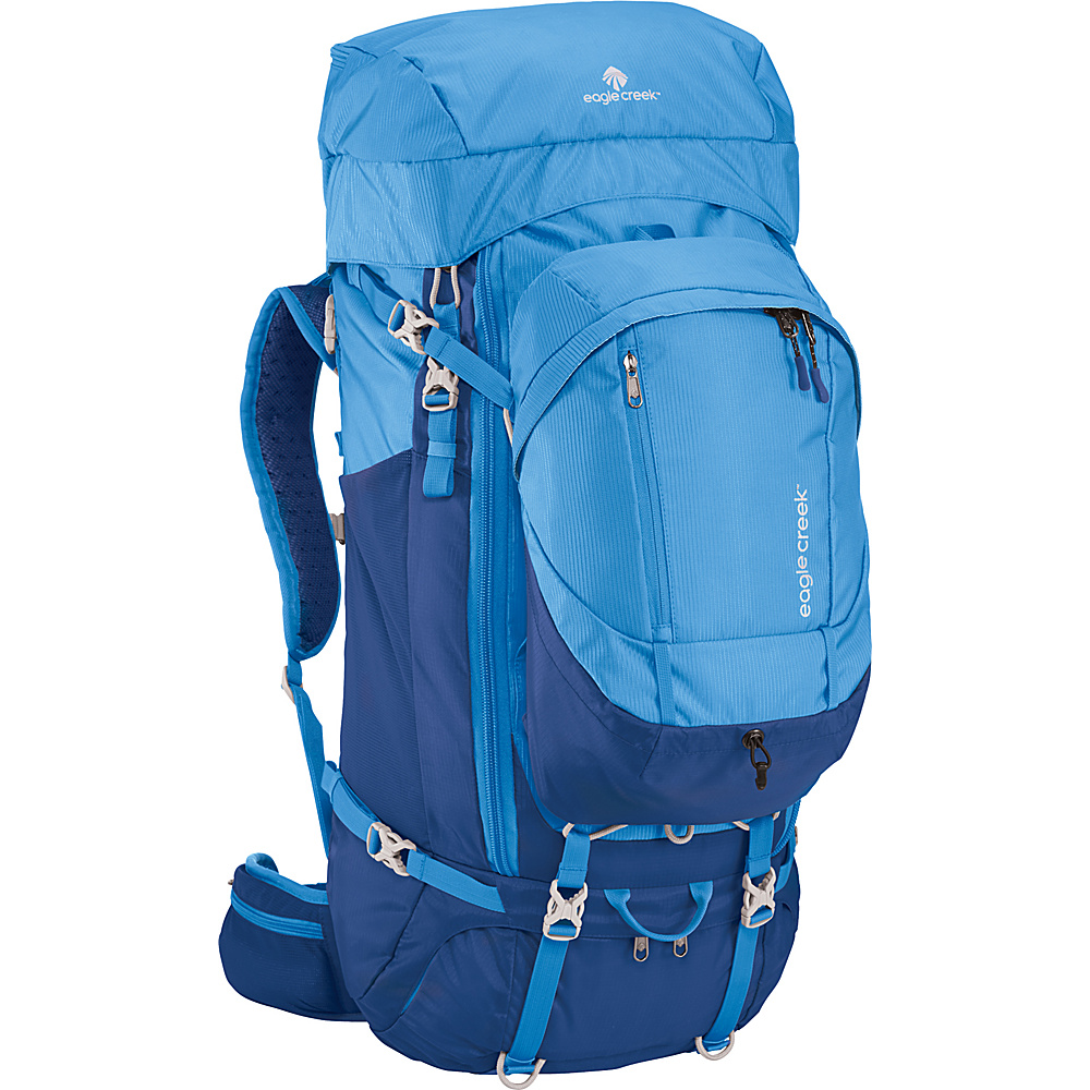 Eagle Creek Deviate Travel Pack 85LW Brilliant Blue - Eagle Creek Backpacking Packs - Outdoor, Backpacking Packs