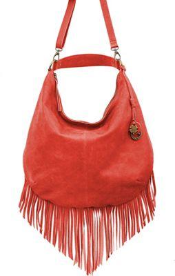 Lucky Brand Bailey Hobo Hibiscus - Lucky Brand Leather Handbags