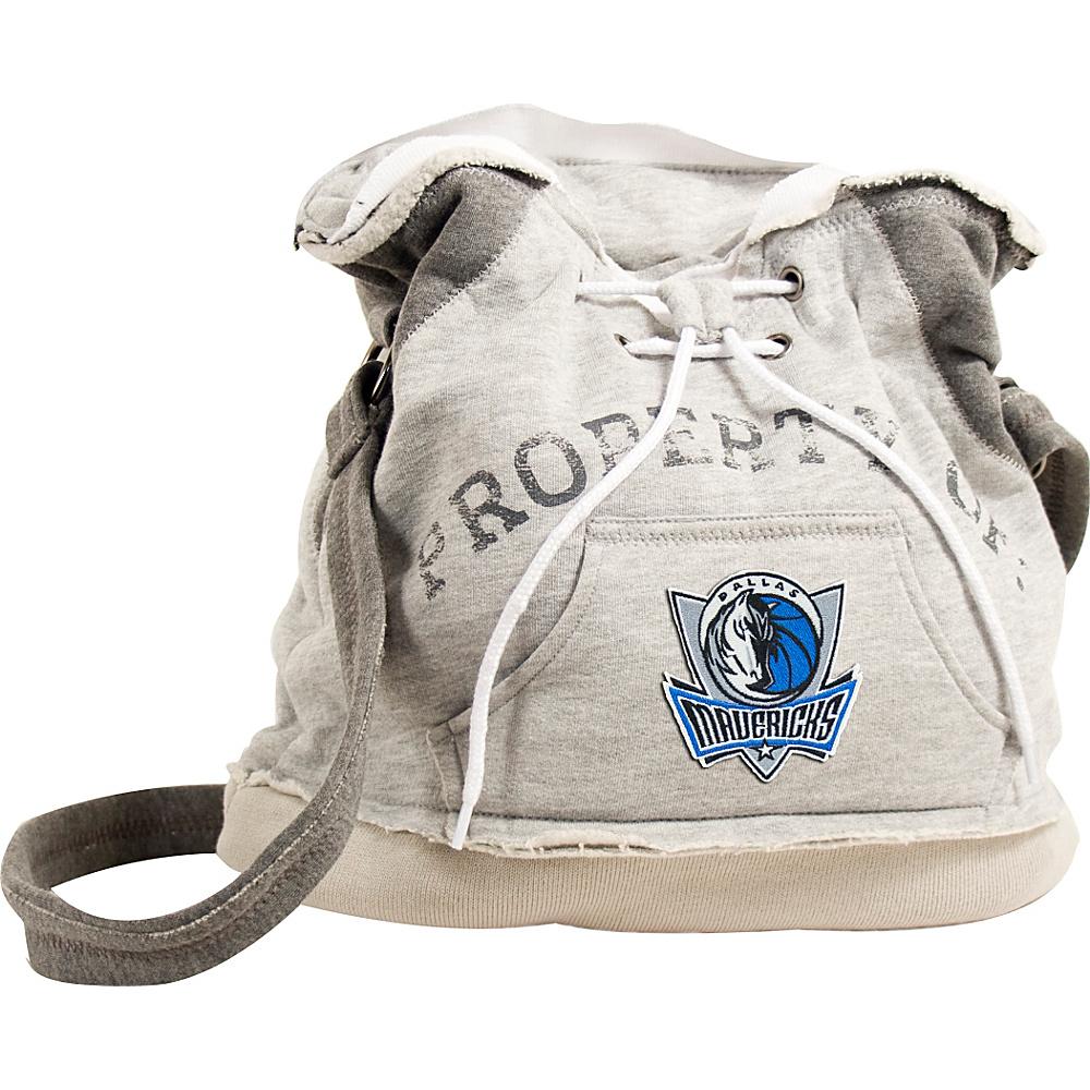 Littlearth Hoodie Shoulder Bag - NBA Teams Dallas Mavericks - Littlearth Fabric Handbags
