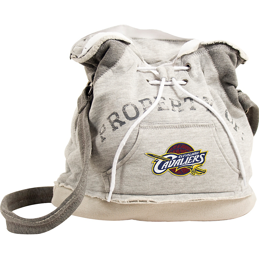 Littlearth Hoodie Shoulder Bag - NBA Teams Cleveland Cavaliers - Littlearth Fabric Handbags
