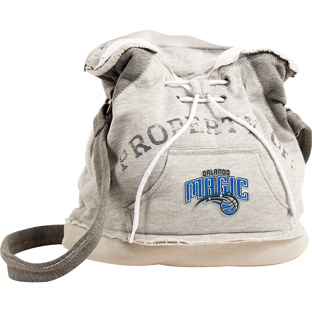 Littlearth Hoodie Shoulder Bag - NBA Teams Orlando Magic - Littlearth Fabric Handbags