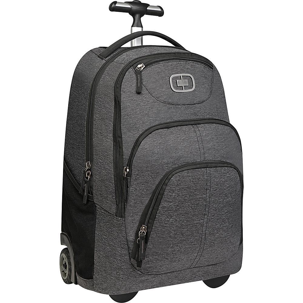 OGIO Phantom Rolling Backpack Dark Static OGIO Rolling Backpacks