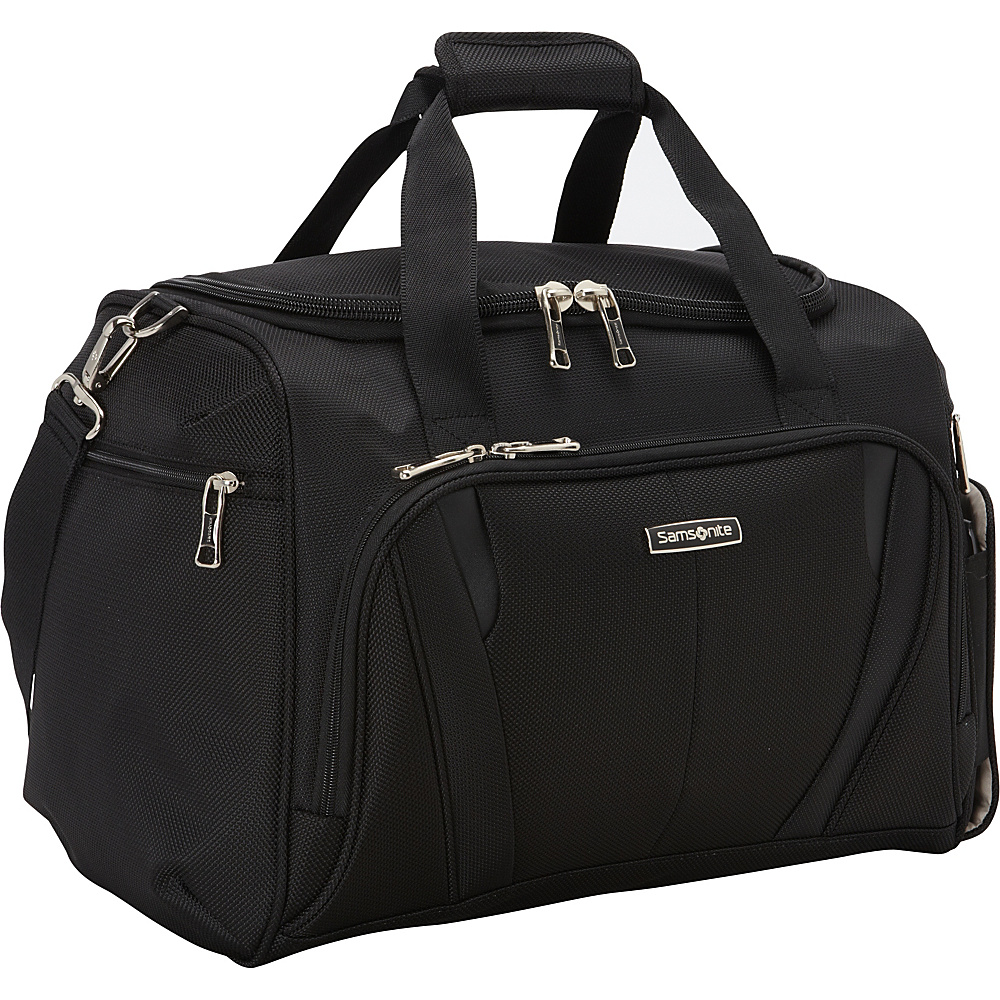 Samsonite Silhouette Sphere 2 Boarding Bag Black - Samsonite Luggage Totes and Satchels