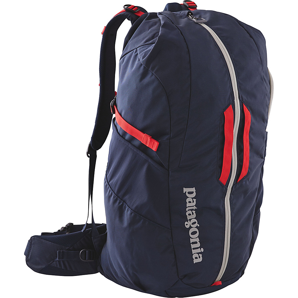 Patagonia Crag Daddy Pack 45L S M Navy Blue Patagonia Day Hiking Backpacks