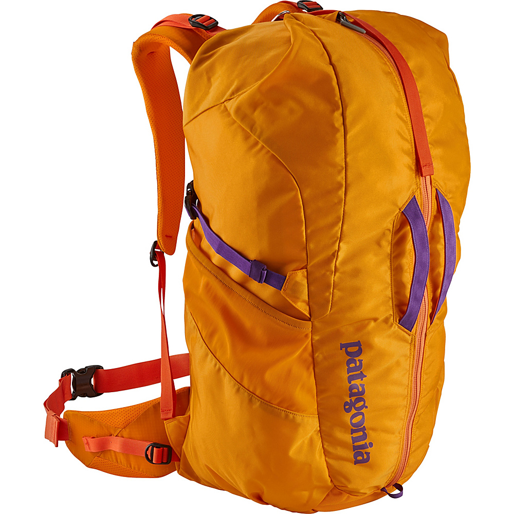 Patagonia Crag Daddy Pack 45L (S/M) Sporty Orange/Campfire Orange - Patagonia Day Hiking Backpacks - Outdoor, Day Hiking Backpacks