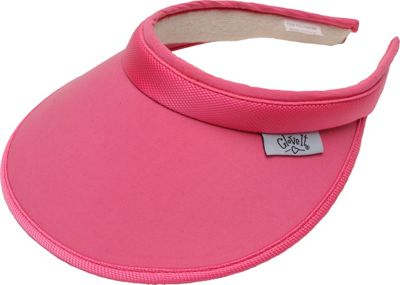 Glove It Women's Solid Slide On Visor Pink - Glove It Sports Accessories