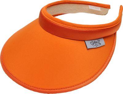 Glove It Women's Solid Slide On Visor Orange - Glove It Sports Accessories