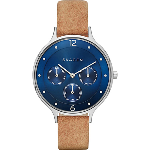 skagen-anita-womens-leather-multifunction-watch-brownblue-skagen-watches