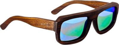 Earth Wood Daytona Sunglasses Espresso - Earth Wood Sunglasses