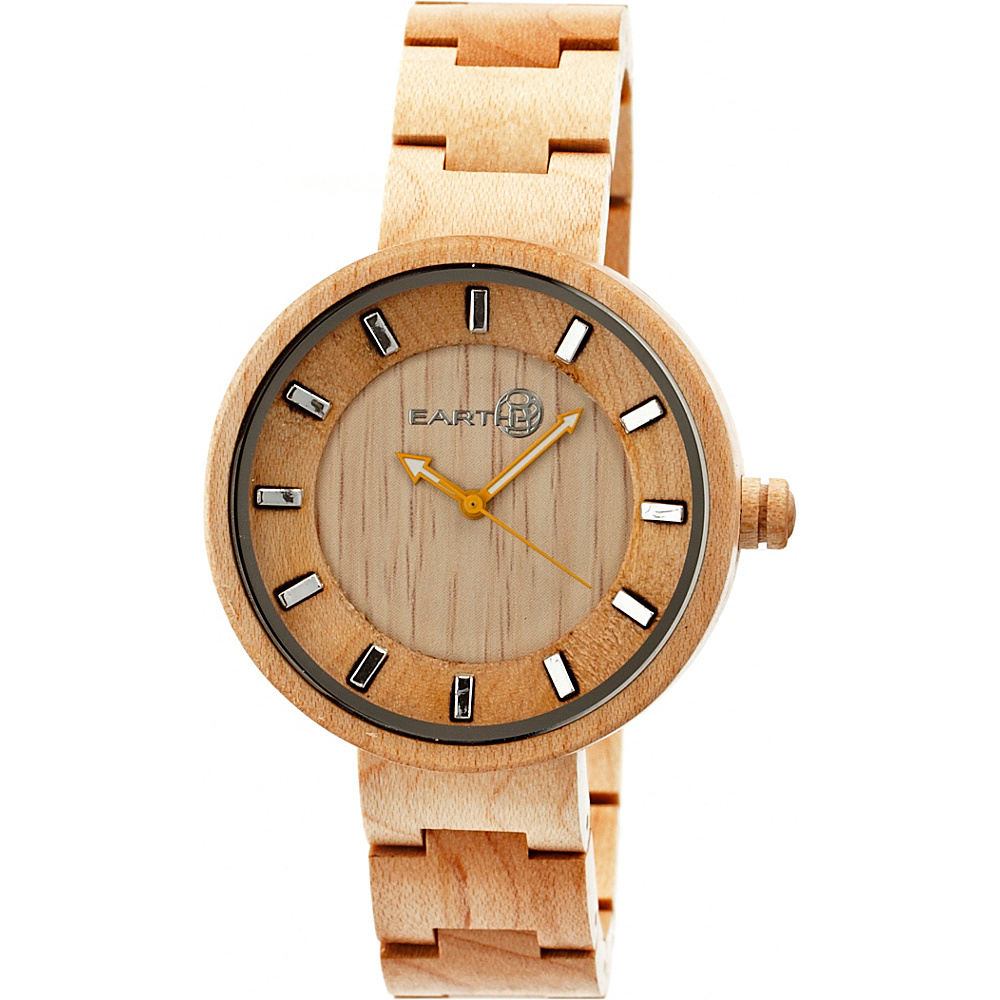 Earth Wood Root Watch Khaki Tan Earth Wood Watches