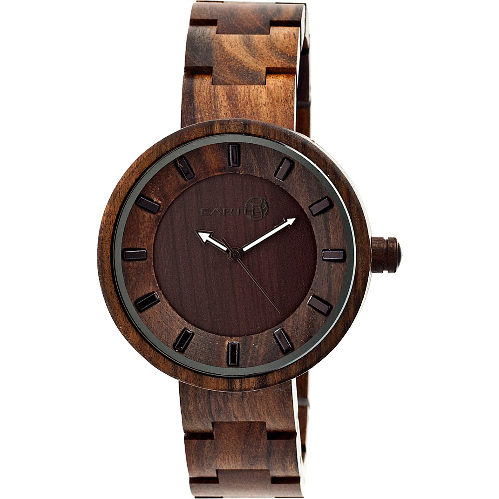Earth Wood Root Watch Espresso Earth Wood Watches