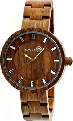 Earth Wood Root Watch Olive - Earth Wood Watches