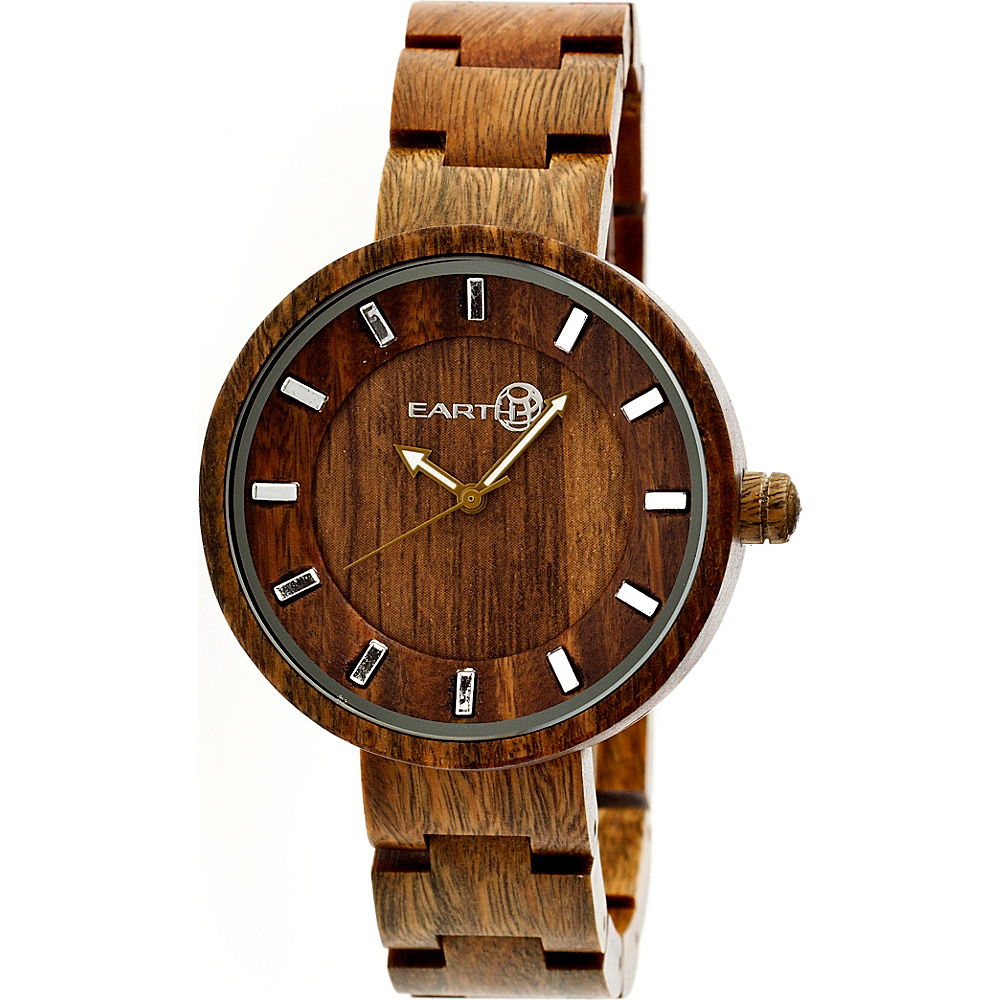 Earth Wood Root Watch Olive Earth Wood Watches