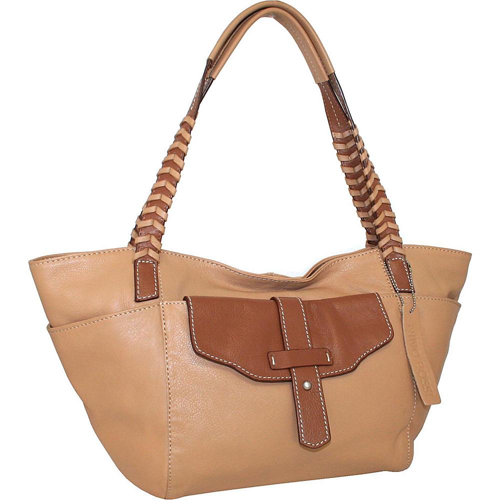 c8c35eb2246f50 $101.99 More Details · Nino Bossi Rome Around Town Tote Peanut - Nino Bossi Leather  Handbags