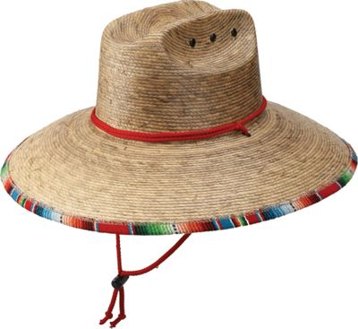 Peter Grimm Luz Lifeguard Hat One Size - Natural - Peter Grimm Hats/Gloves/Scarves