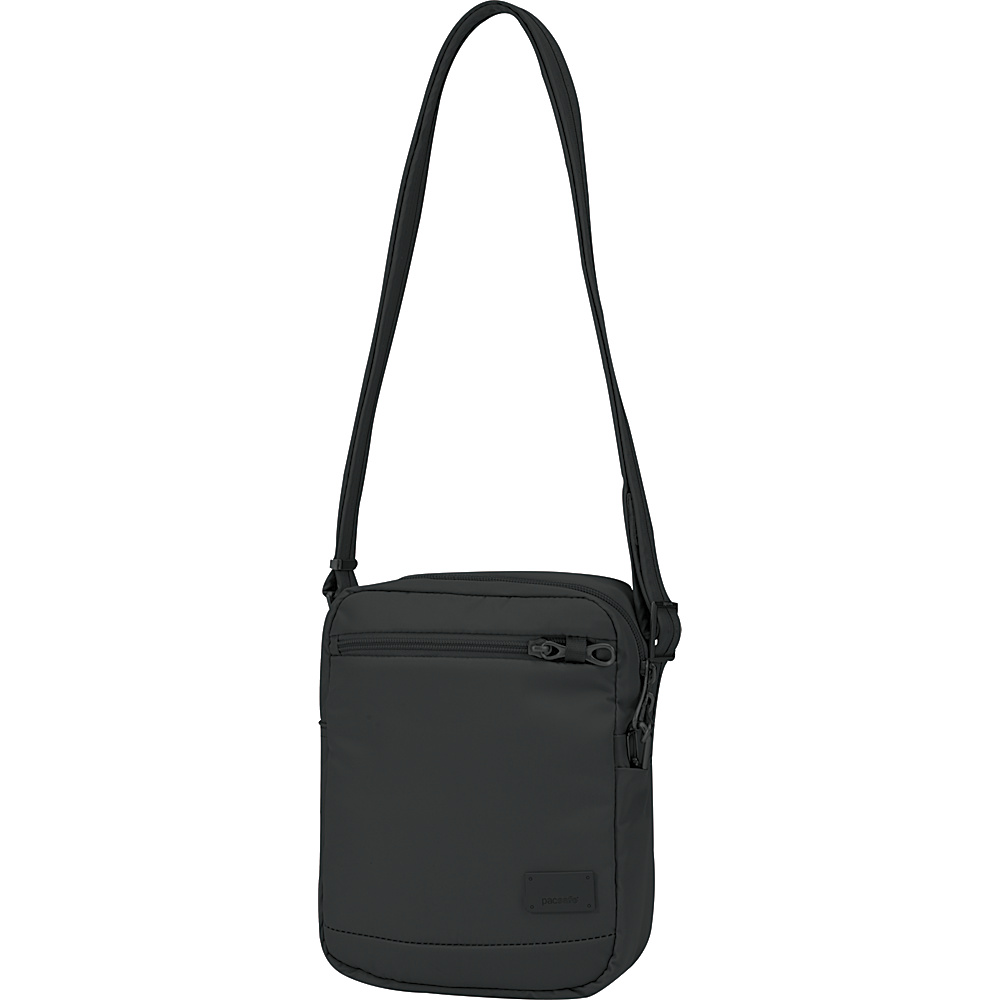 Pacsafe Citysafe CS75 Black Pacsafe Fabric Handbags