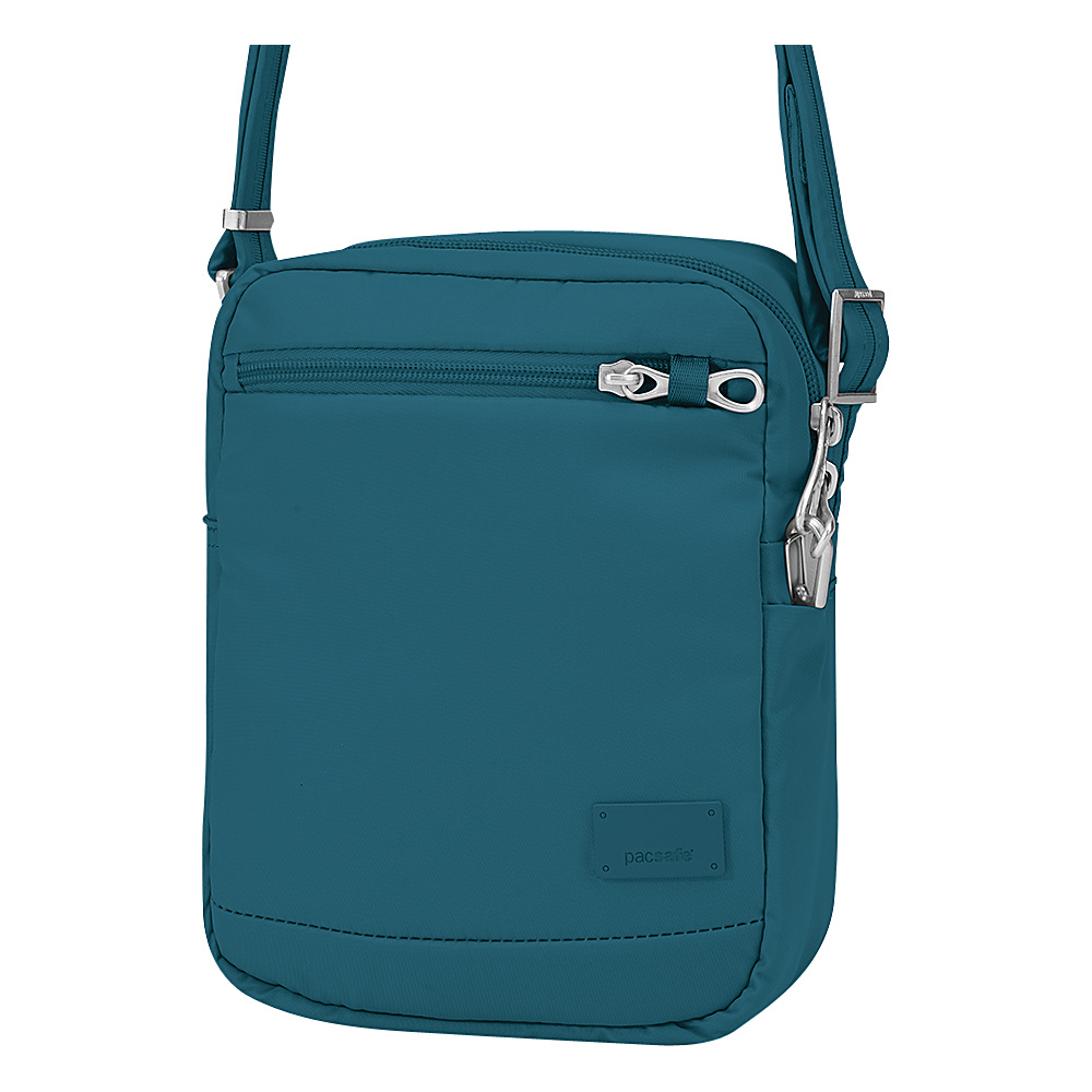 Pacsafe Citysafe CS75 Teal Pacsafe Fabric Handbags