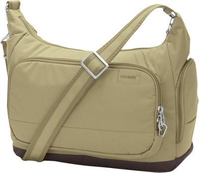 Pacsafe Citysafe LS200 Rosemary - Pacsafe Leather Handbags