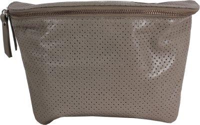 Latico Leathers Nolan Crossbody Grey - Latico Leathers Leather Handbags