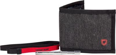 Grand Trunk Bi-Fold Wallet Midnight - Grand Trunk Travel Wallets