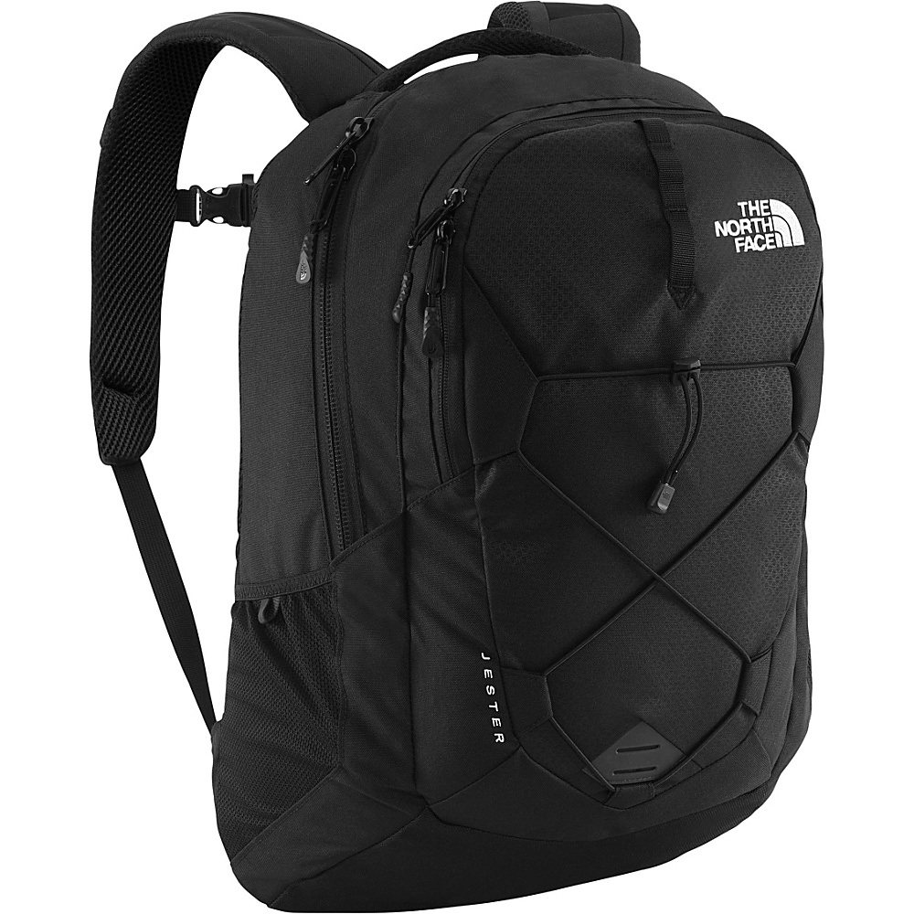The North Face Jester Laptop Backpack TNF Black The North Face Business Laptop Backpacks