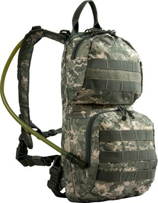 Red Rock Outdoor Gear Cactus Hydration Pack ACU Camouflage - Red Rock Outdoor Gear Hydration Packs and Bottles