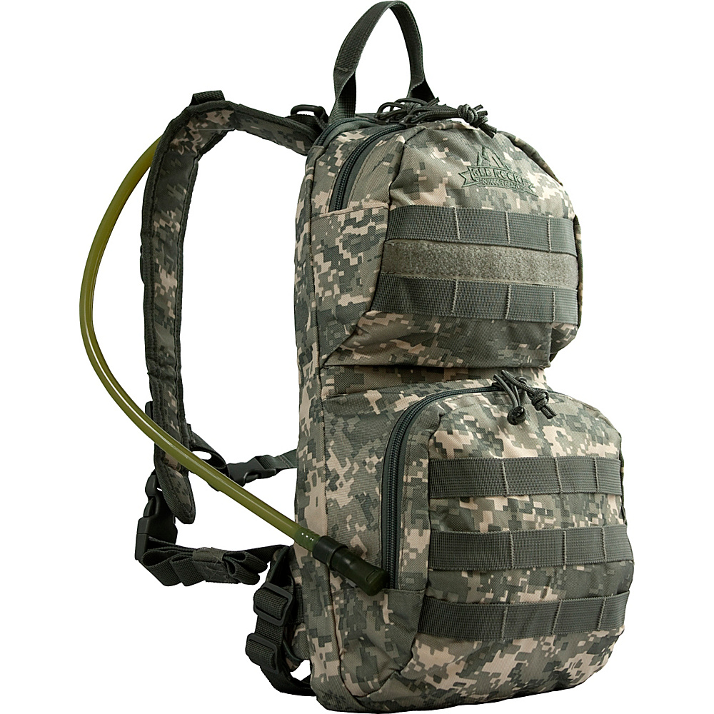 Red Rock Outdoor Gear Cactus Hydration Pack ACU Camouflage Red Rock Outdoor Gear Hydration Packs and Bottles