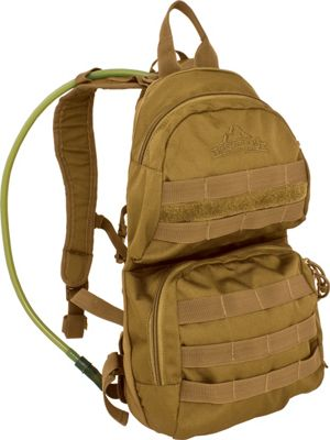 Red Rock Outdoor Gear Cactus Hydration Pack Coyote Tan - Red Rock Outdoor Gear Hydration Packs and Bottles