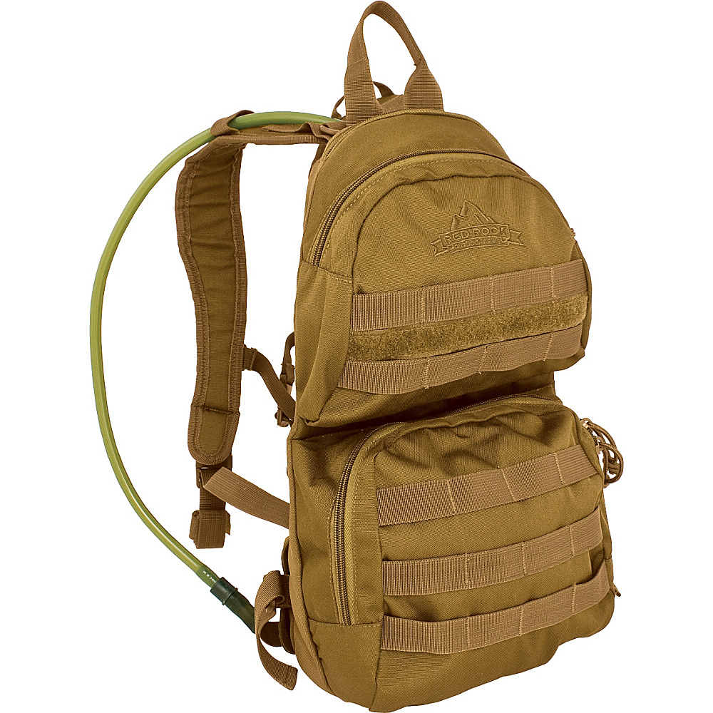 Red Rock Outdoor Gear Cactus Hydration Pack Coyote Tan Red Rock Outdoor Gear Hydration Packs and Bottles