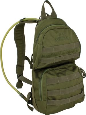 Red Rock Outdoor Gear Cactus Hydration Pack Olive Drab - Red Rock Outdoor Gear Hydration Packs and Bottles