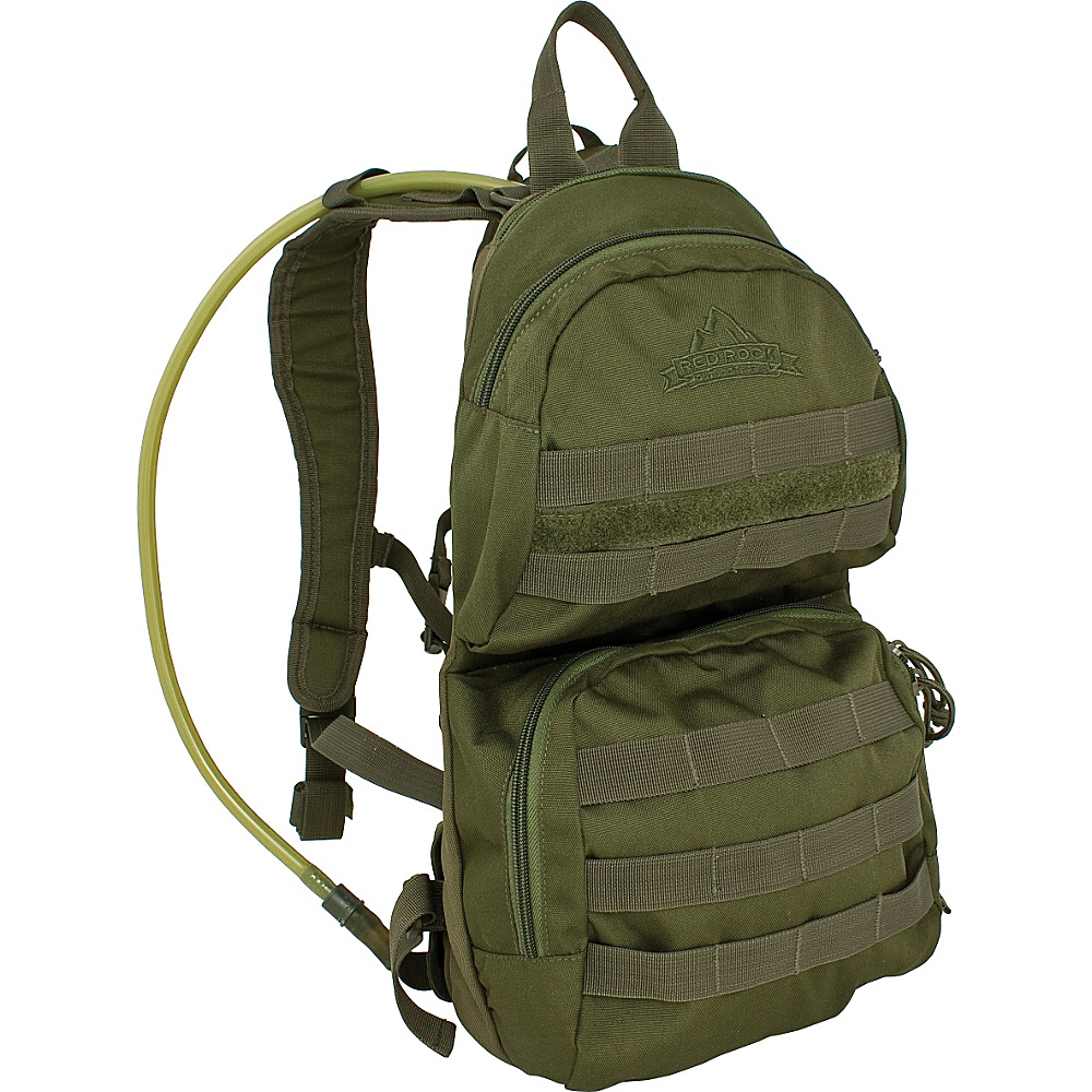 Red Rock Outdoor Gear Cactus Hydration Pack Olive Drab Red Rock Outdoor Gear Hydration Packs and Bottles